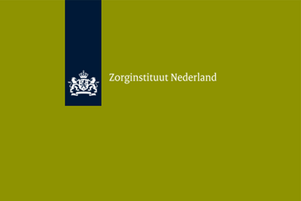 Zorginstituut Nederland logo