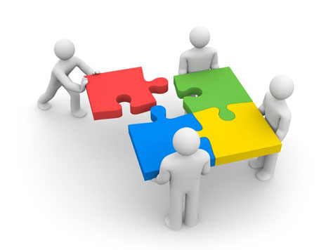Met samenwerken bereiken we meer!