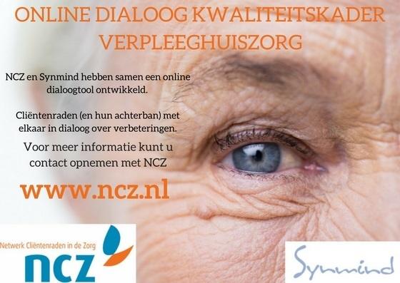 NCZ Online dialoogtool kwaliteitskader verpleeghuiszorg