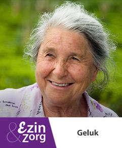 Thema 'Geluk' in de nieuwe editie van E-Zin &Zorg