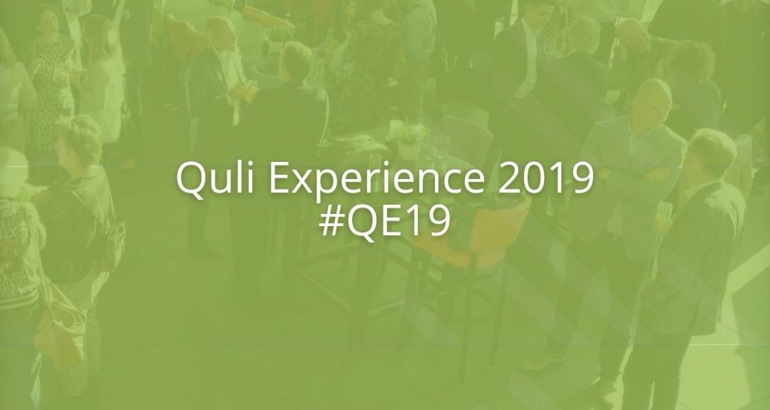 Uitnodiging: Quli Experience 2019