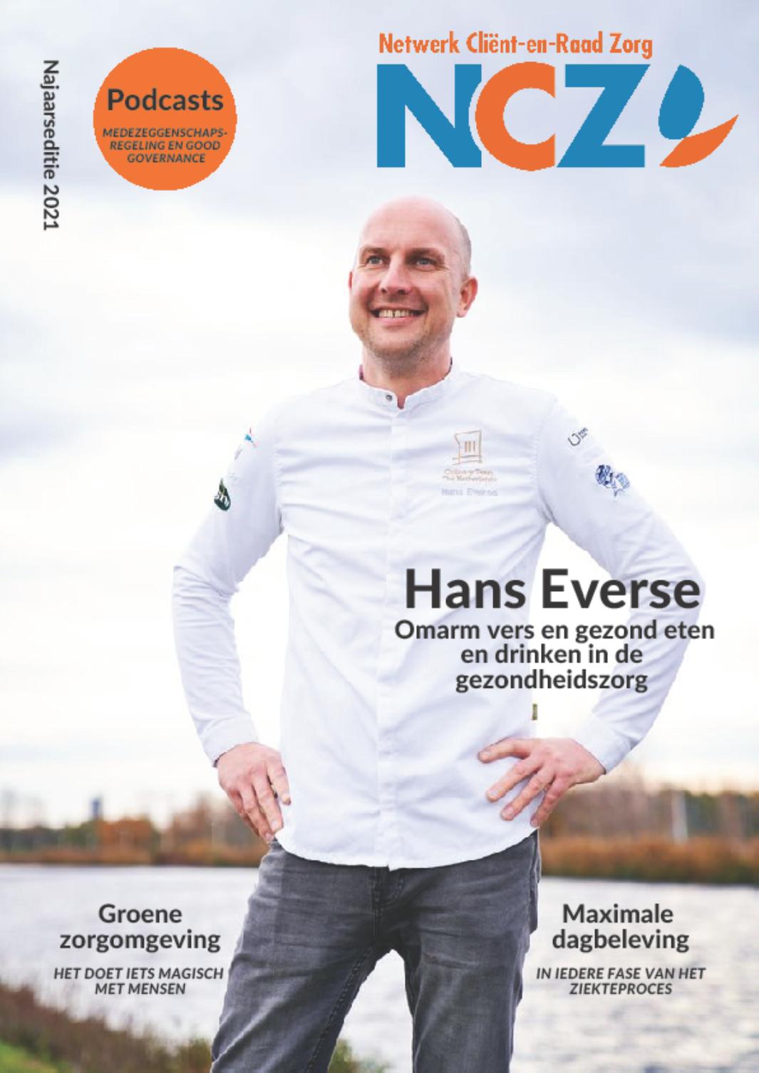 NCZ E-Magazine najaar 2021