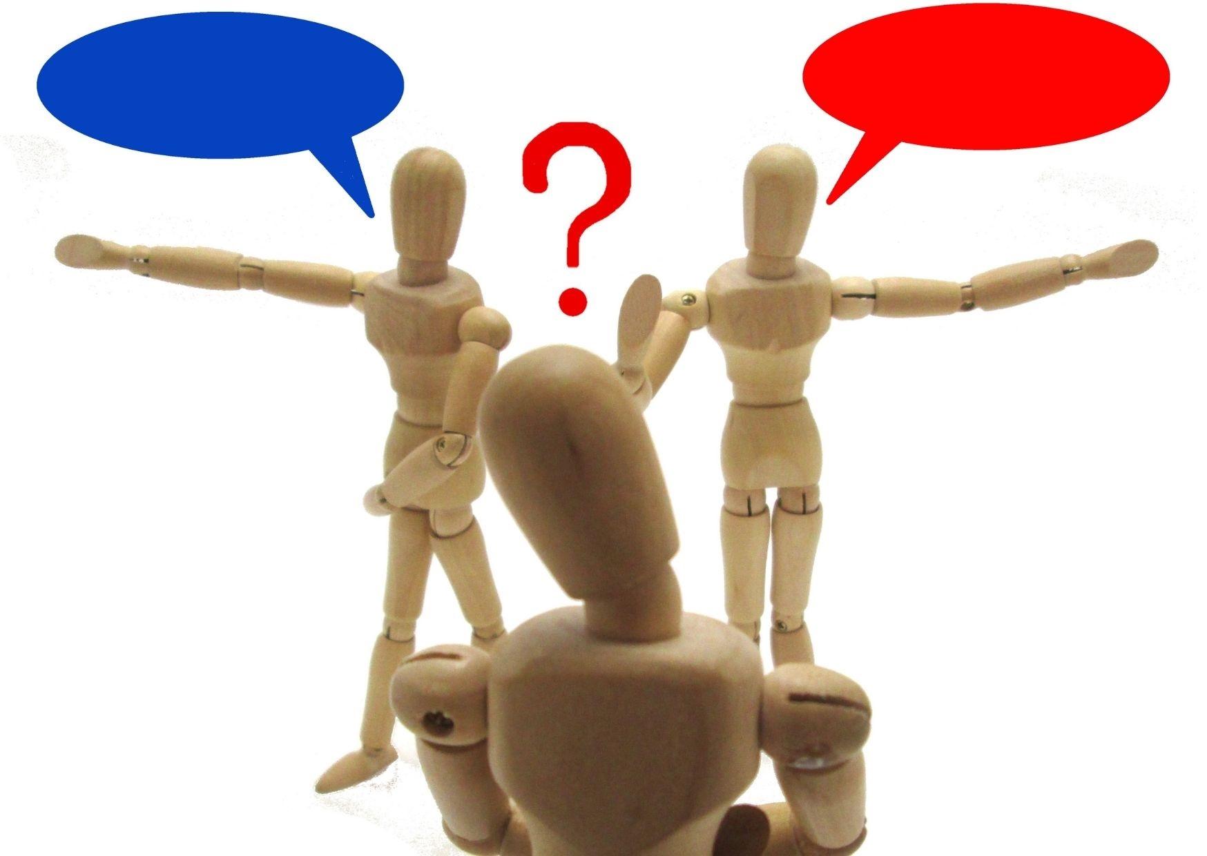 Over meningsverschil of geschil tussen clientenraad en bestuurder. Waar kun je terecht voor welke kwestie, wie betaalt welke kosten, voorbeelden en tips.